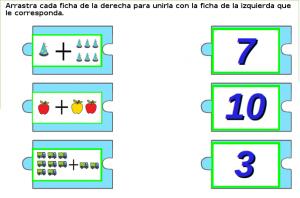 Sumas 1 al 12